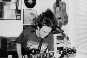 Zach guitar